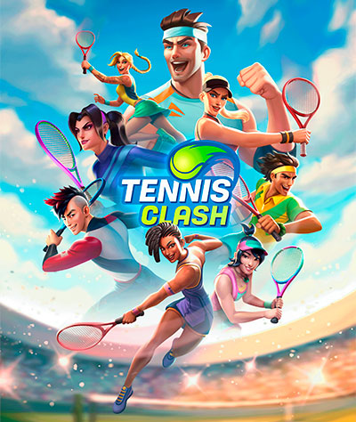 It's always a good day to play Tennis Clash!
