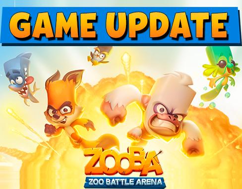 Game Update – v2.9
