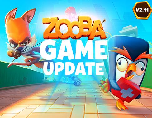Game Update – v2.11