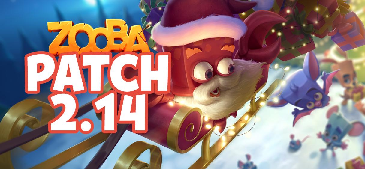 Game Update – v2.14