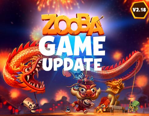 Game Update – v2.18