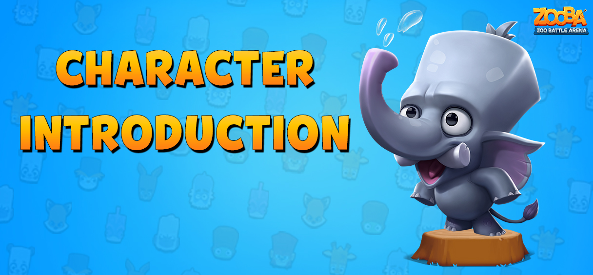 Character Introduction: Frank the Elephant!