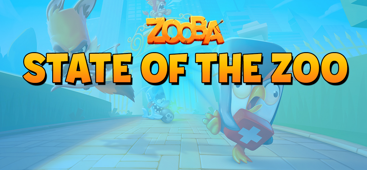 April – State of the Zoo