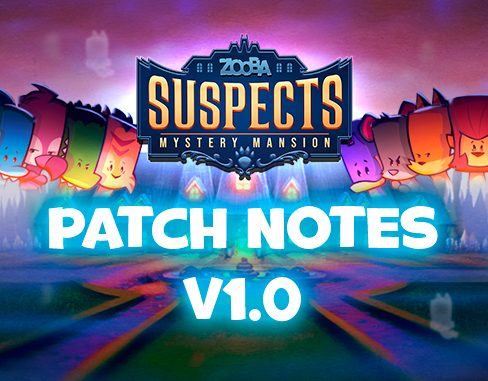 Patch Notes – 1.0