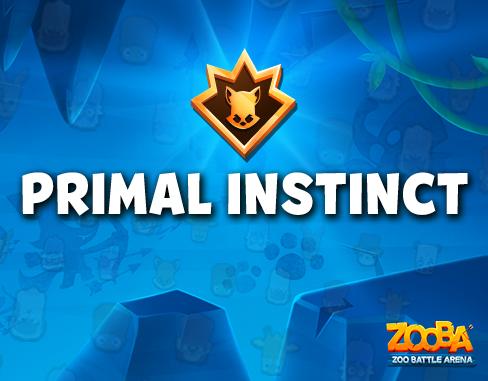 Primal Instinct Reveal – Milo and Buck!
