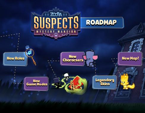 Roadmap – May + June