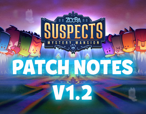 Patch Notes – 1.2