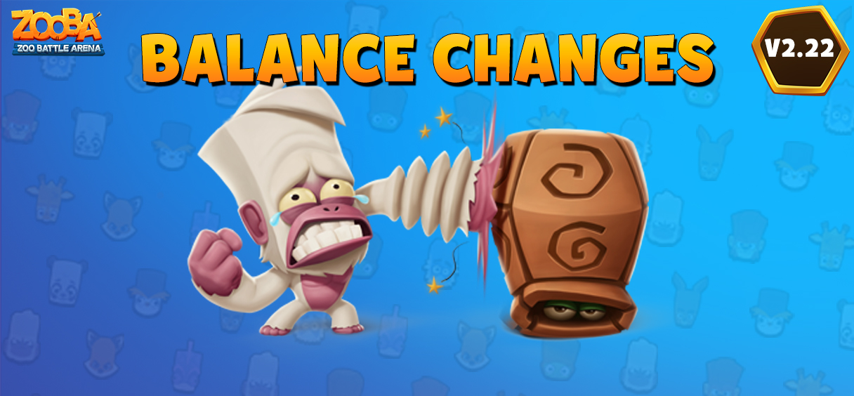 New Balance Changes – v2.22