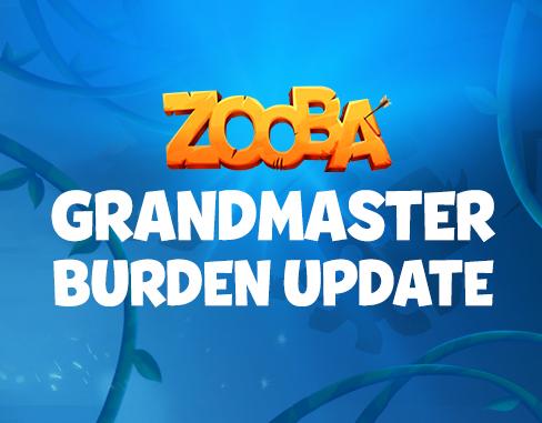 Upcoming Changes to Grandmaster Burden