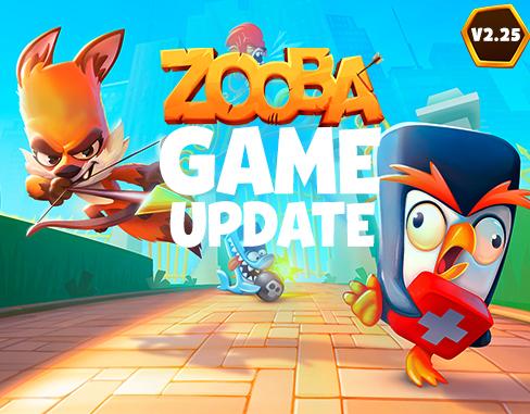 Game Update 2.25