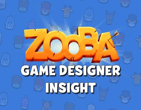 Game Designer Insight