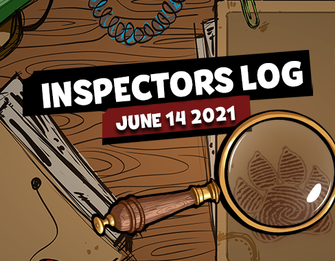 Inspectors Log #1 – New Map, Matchmaking & More!