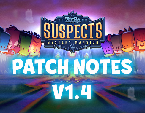 Patch Notes – 1.4