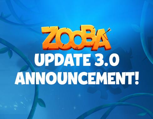3.0 Update Announcement!