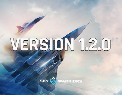 Sky Warriors I Version 1.2.0
