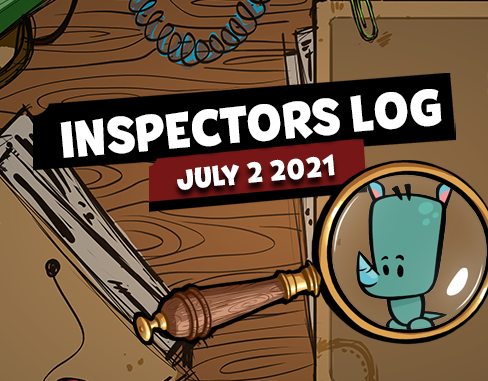 Inspectors Log #2 – New Character, Game Mode AND Season!?