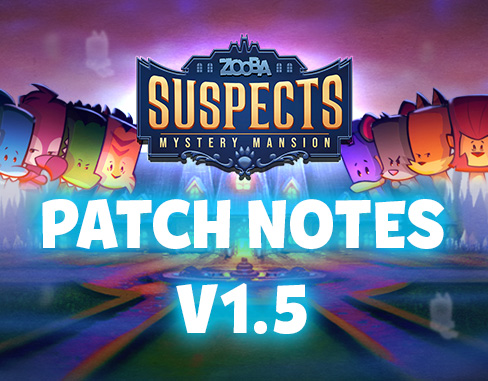 Patch Notes – 1.5
