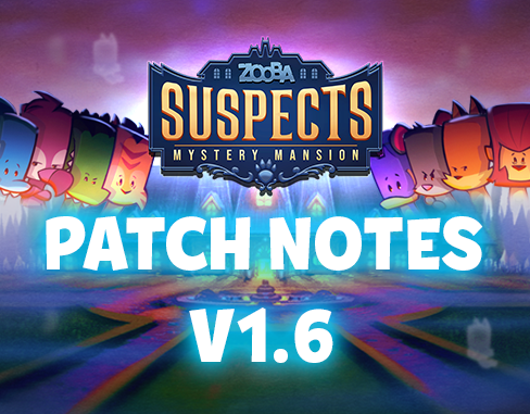 Patch Notes – 1.6