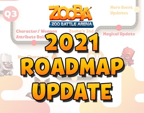 2021 Roadmap Update!