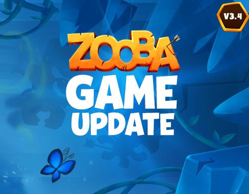 Game Update – 3.4