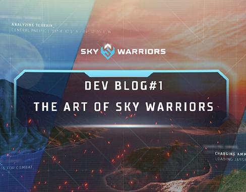 Developer Blog #1 – The art of Sky Warriors