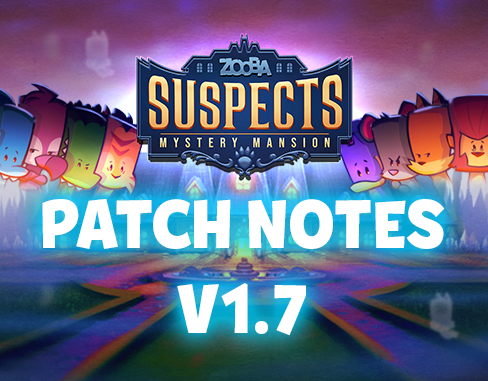 Patch Notes – 1.7