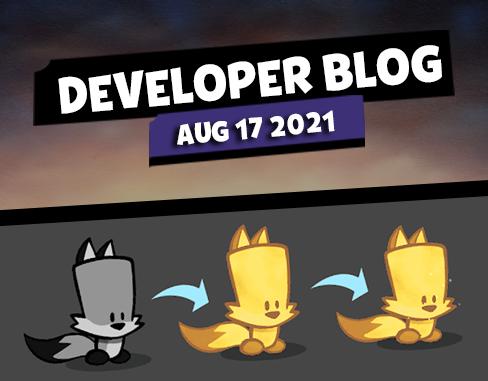 "Developer Blog – ""Adding Motion to The Mansion"""