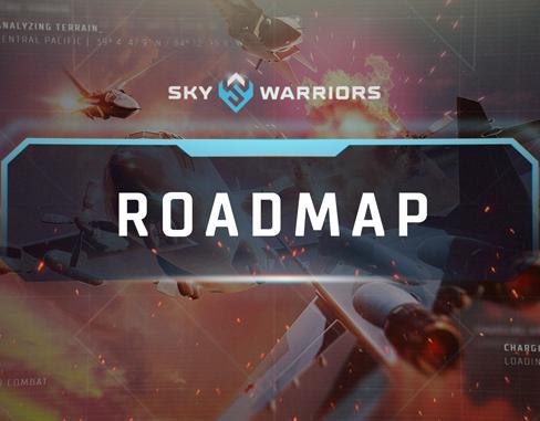 Sky Warriors I Roadmap