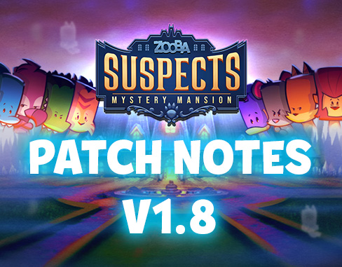 Patch Notes – 1.8