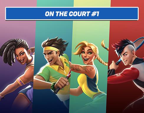 On The Court: Dev Blog #1