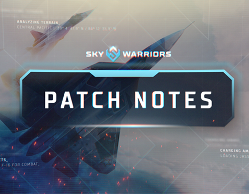 Sky Warriors I Version 2.0.0