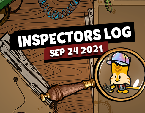 Inspectors Log #5 – Team Wars Preview, Future Joe & More!