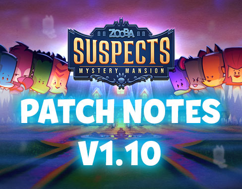 Patch Notes – 1.10