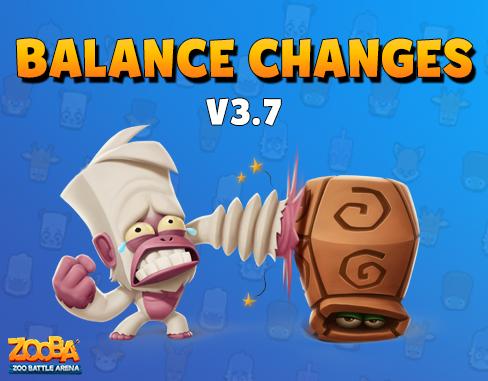 New Balance Changes – Update 3.7