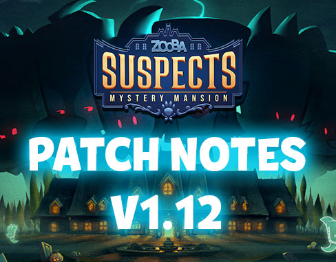 Patch Notes – 1.12