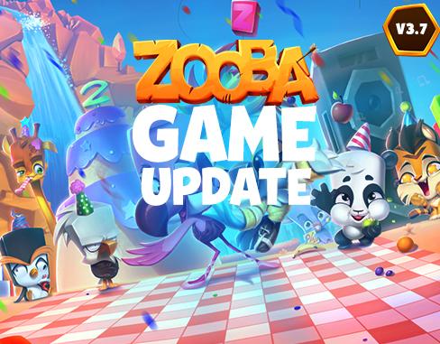 Game Update – 3.7